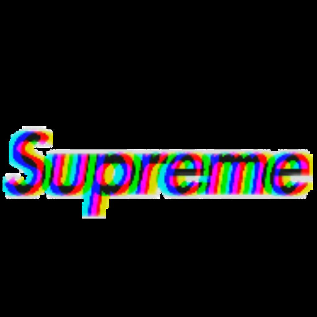 Mentahan Logo Supreme - Moa Gambar