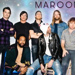 maroon5 picsart