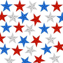 freetoedit backgrounds 4thofjuly redwhiteandblue stars