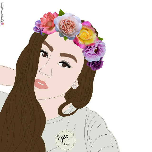 For more Please follow my Instagram @rayasssssssss   #ArtOfInstagram  #Skecth #LineArt #DigitalArtwork #drawing #illustration #sketsawajah #draw #LineArt #instaart #portrait #instadraw #KartunWajah #artdraw #drawart #artwork #seketsawajah #menggambar #menggambararts #freetoedit  #srcfridaflowercrown