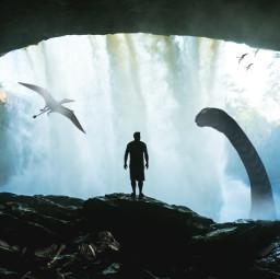 freetoedit dinosaur jurassic remixit edit ircmistyandmagical