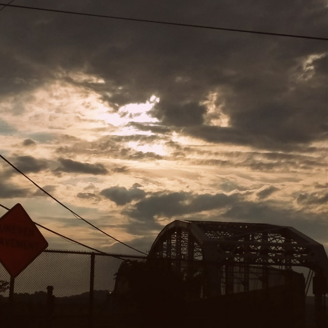 #freetoedit #morning #summer #happyday #balcony #sunshine #sunsetphotography #sunlight #clouds #cloudsandsky #metalbridge #bridge #fenceline #fencesunset #fenceshot #fence #chainlinkfence #chainlink #myphotography #myphoto #myart