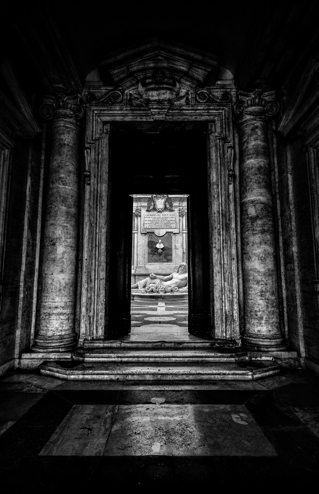 #monument #photography #photooftheday #blackandwhite #rome #italy