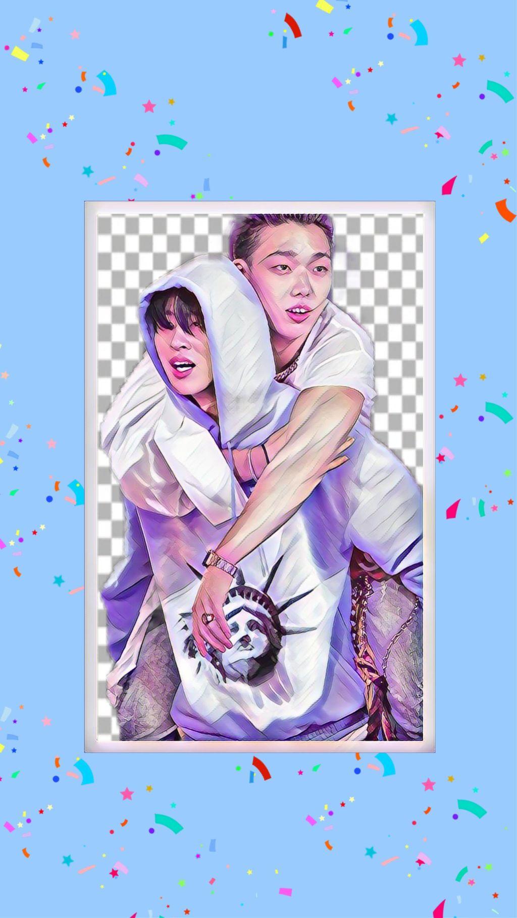 Kpop Wallpaper Ikon Bi Bobby Hanbin Image By