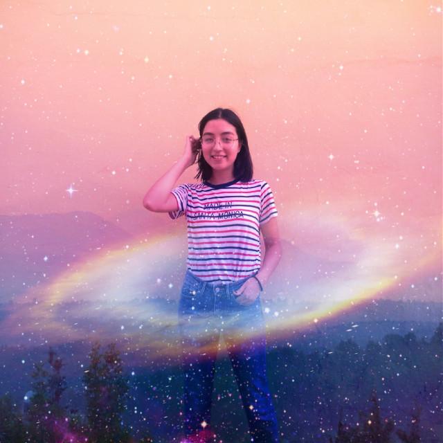 #FreeToEdit #portrait #edit #stars #landscape
