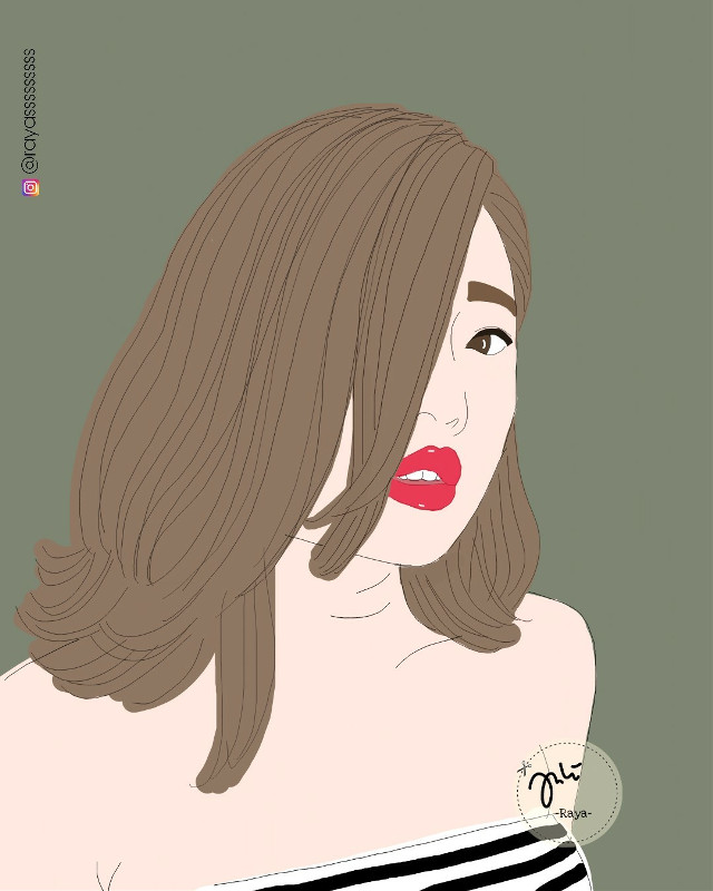 For more Please follow my Instagram @rayasssssssss   #ArtOfInstagram  #Skecth #LineArt #DigitalArtwork #drawing #illustration #sketsawajah #draw #LineArt #instaart #portrait #instadraw #KartunWajah #artdraw #drawart #artwork #seketsawajah #menggambar #menggambararts #remixit #freetoedit #drawing