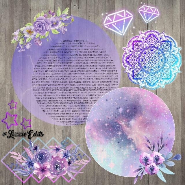 #freetoedit #LizzieEdits #PurpleImage #PurpleFlowers #Love