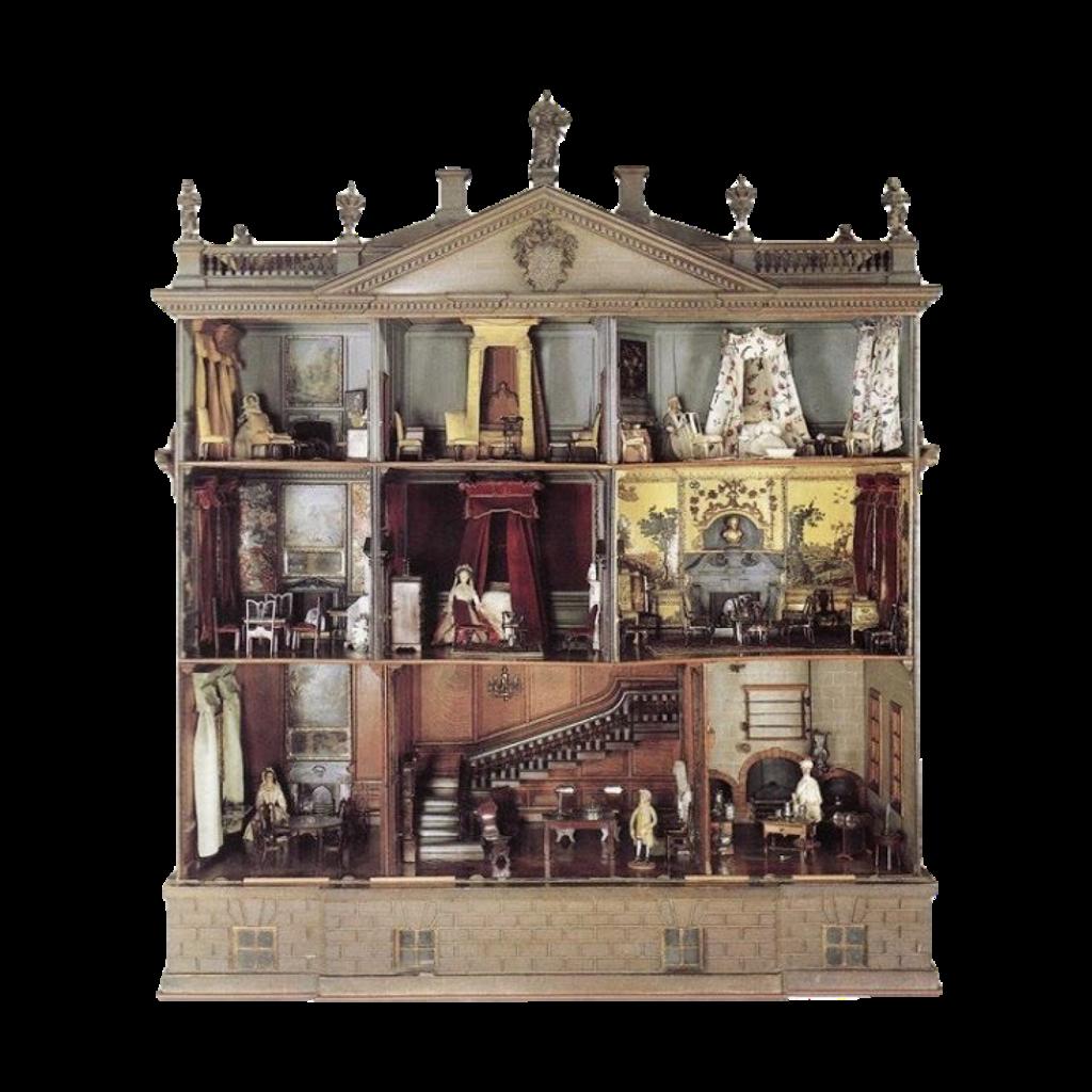 Dollhouse Vintage Victorian