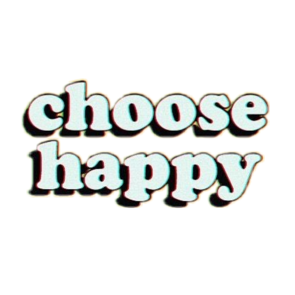 Choose sticker