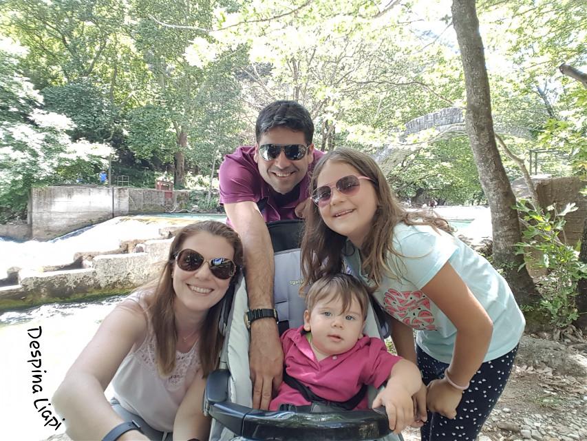 #posing #familytime #familyvacation #closetonature #nature #greece