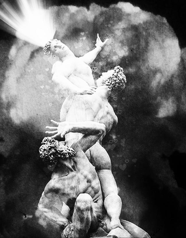 Sabines on fire  #onfire🔥 #art #love #postphotography #blackandwhite @velmock