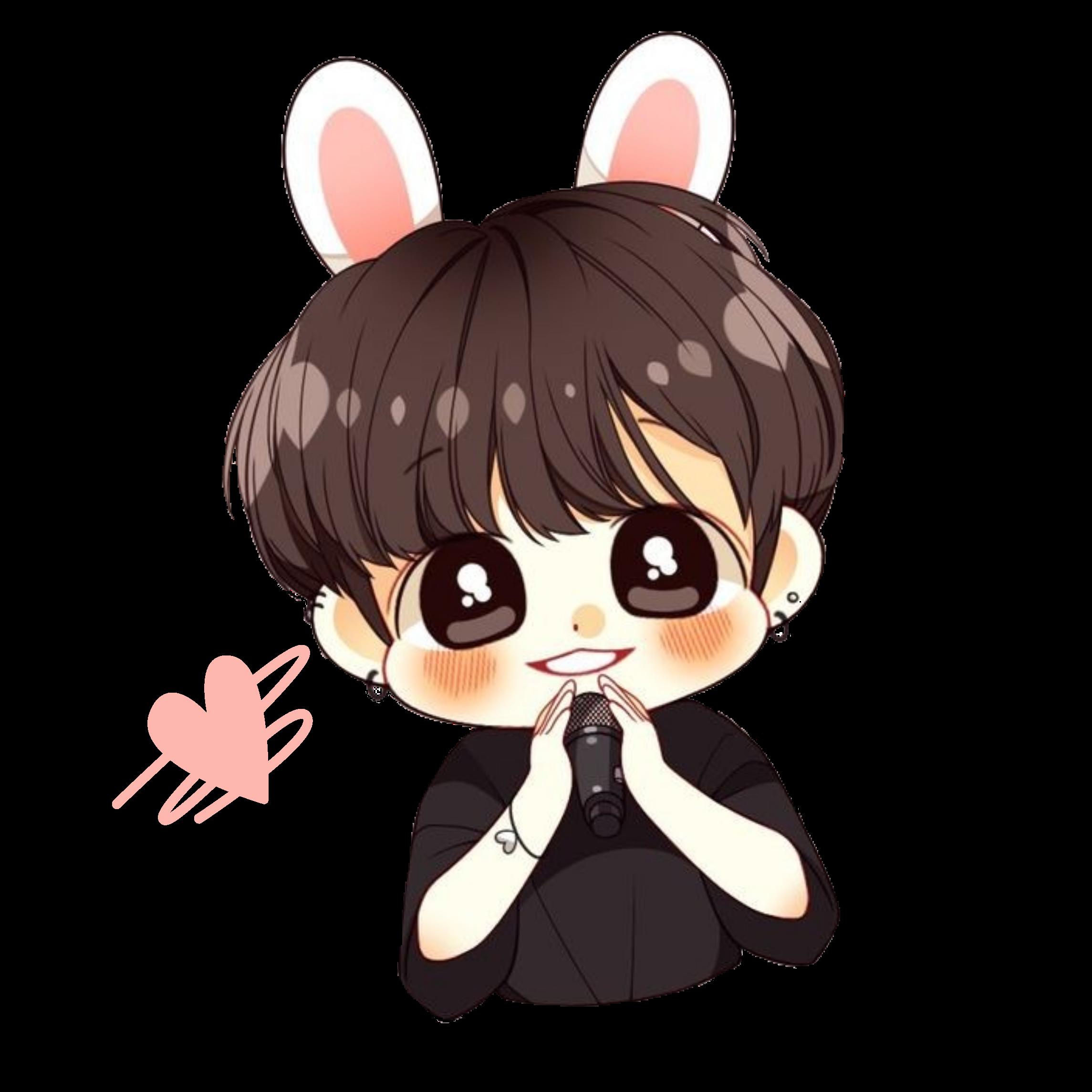 Bts Jungkook Cute Chibi Btsjungkook