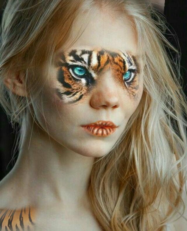 #freetoedit #AnimalEye #tiger