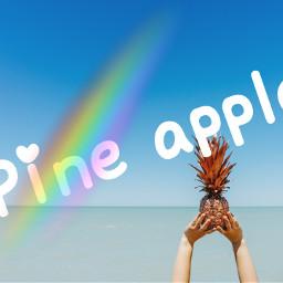 freetoedit pineappleremix pineapple pineapple🍍 photography