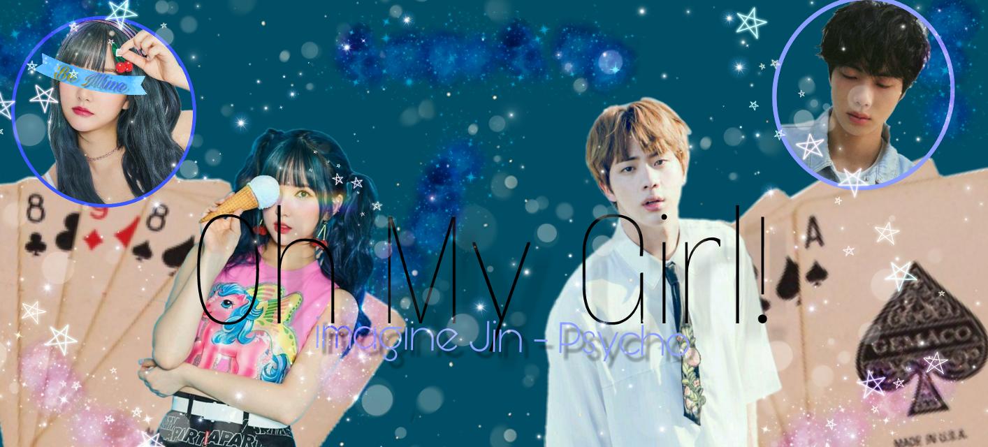 #eunha_gfriend #jin_bts #sunny_summer #fake_love #ohmygirl #imaginejin #pyscho