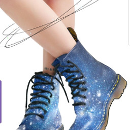 freetoedit galaxy galaxyboots stelar sky