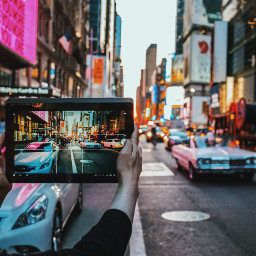 grittystreets manhattanhenge nyc streetphotography newyork