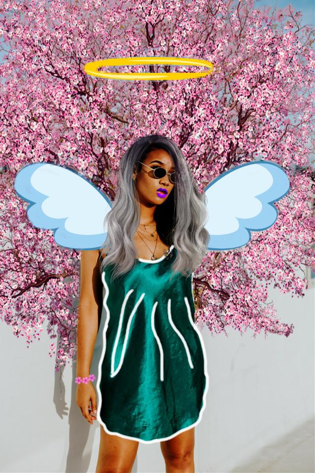 #angel #remix #happy #blessed