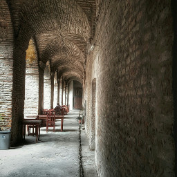 freetoedit arches oldbuilding ilumination oilpaintingeffect