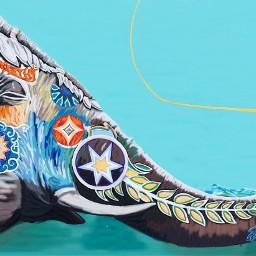 freetoedit painting elephant dcgraffitistyle graffitistyle dccircuses