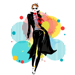 freetoedit fashionart model colors minimaledit