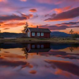 freetoedit the_beauty_of_nature reflex sunset the