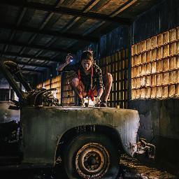 freetoedit garage cars decay urbex