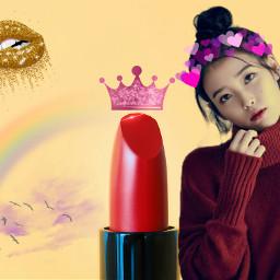 freetoedit iu labial irclipstickday lipstickday