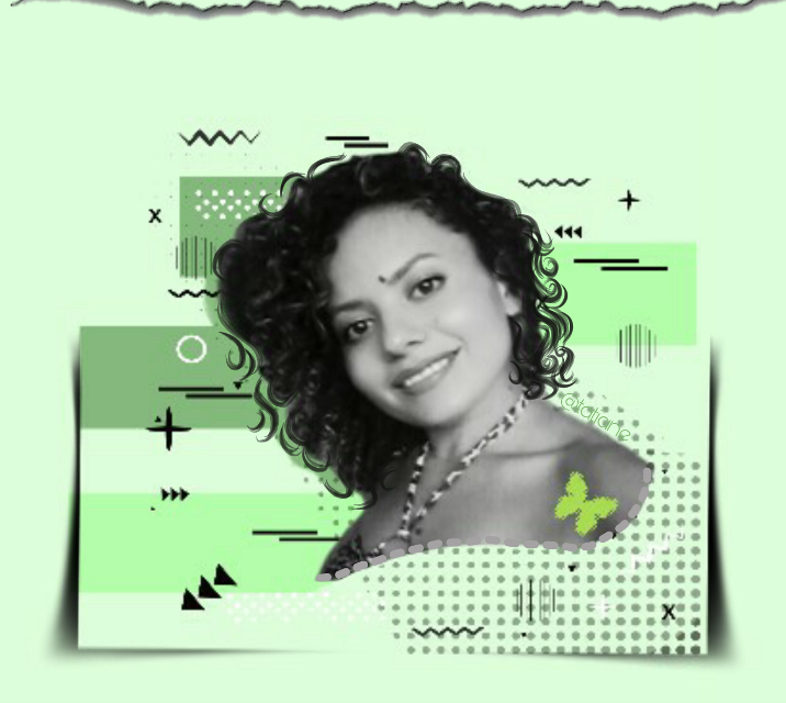 #freetoedit #me#myselfie#kpopedit #kpopstyle #smile #green #curlyhair #cute#people #madewithpicsart #iloveit #outline