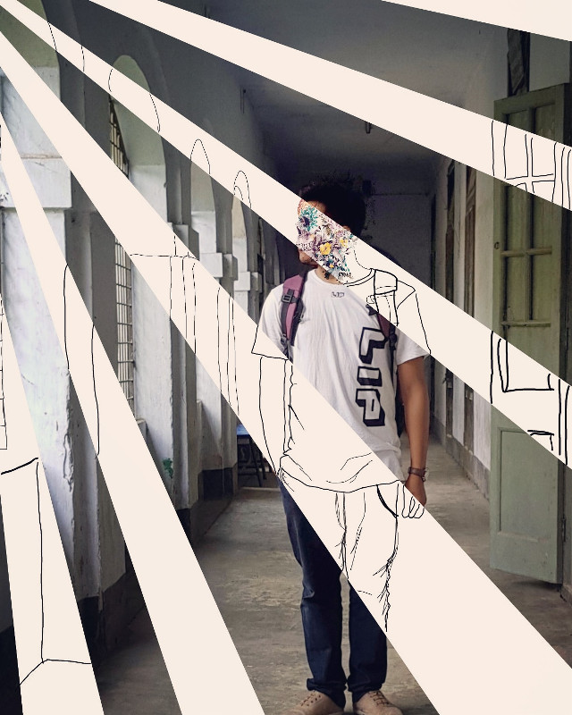 #art #sketch #picsart #lineart #edit #interesting  #followme #follow me #like #grimeart