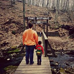 freetoedit hiking hikingadventure nature adventure pcbridge