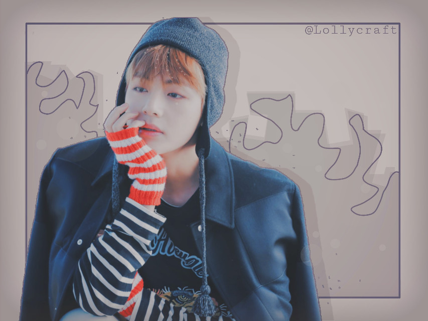 This is a really really simple edit... But still... I hope you find it aesthetic 😅💕  ---- I don't get any notifications beside the ones related to remixes.... What's going on? Is it a bug? @picsart  ----  Hope you like it💜  #bts #taehyung #kimtaehyung #v #kpop
