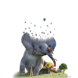 freetoedit ircavocadoday avocadoday elephant