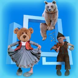 myart minimal keepitsimple teddybear bear