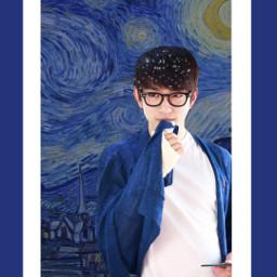 got7 jinyoung kpop edit wallpaper