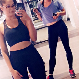 sisterbondtime gymtime fitness freetoedit pcsisters