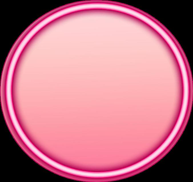 #circle #circles #geometric #neon #sign #pink