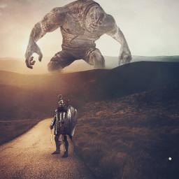 freetoedit gigant gigante guerrero warrior