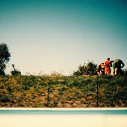 freetoedit pool analogphotography 35mm 35mmfilmphotography