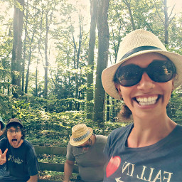selfie peoplephotography friendship forest nature