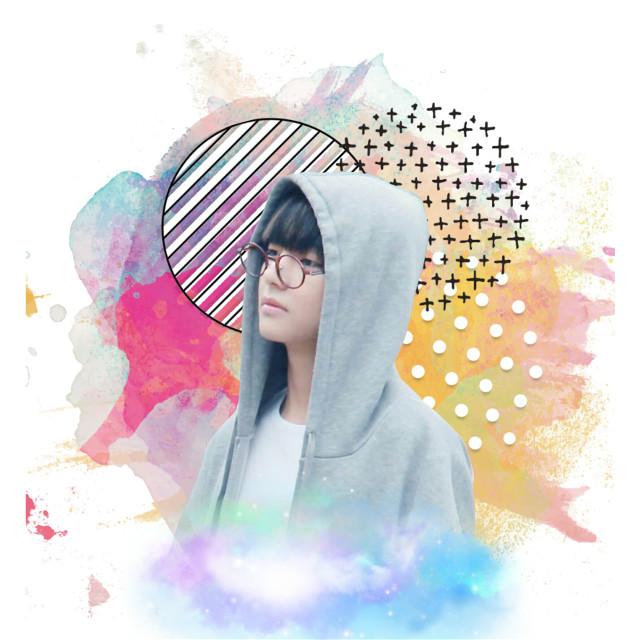 #freetoedit #bts #kpop #taehyung #remixit