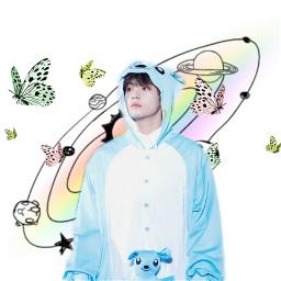 freetoedit bts kpop taehyung remixit