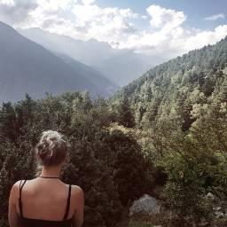 andorra mountain mountainview views mountainscape