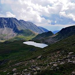 mountains mountain lake mountainview mountainlyfe