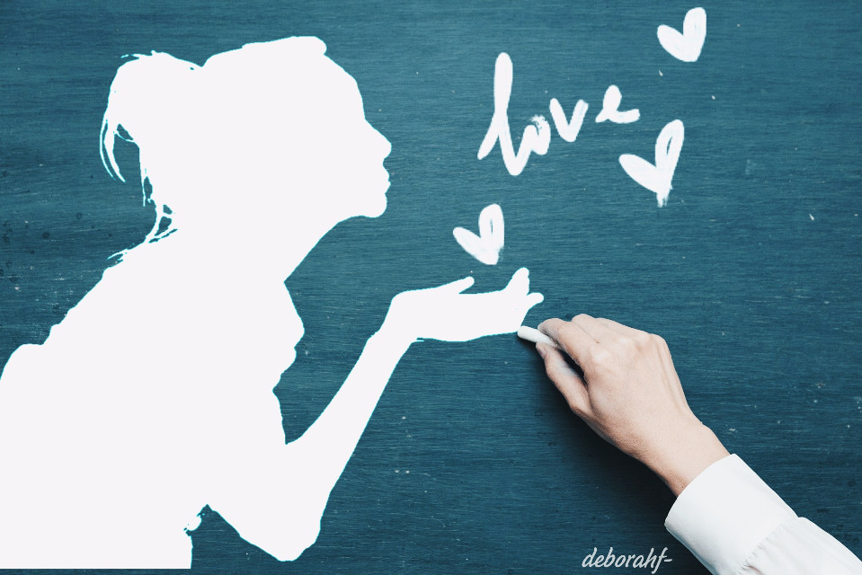 #freetoedit #silhouette #painting #drawing #hands #board #minimal
