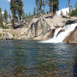 freetoedit waterfall lowerrainbowfalls califorina cali
