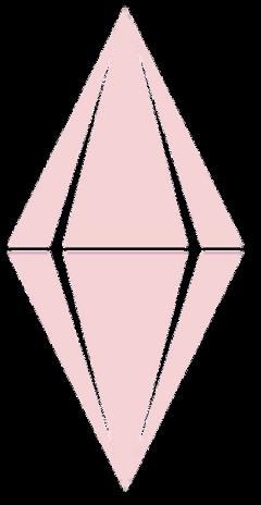 sims plumbob pastelplumbob pastel pink