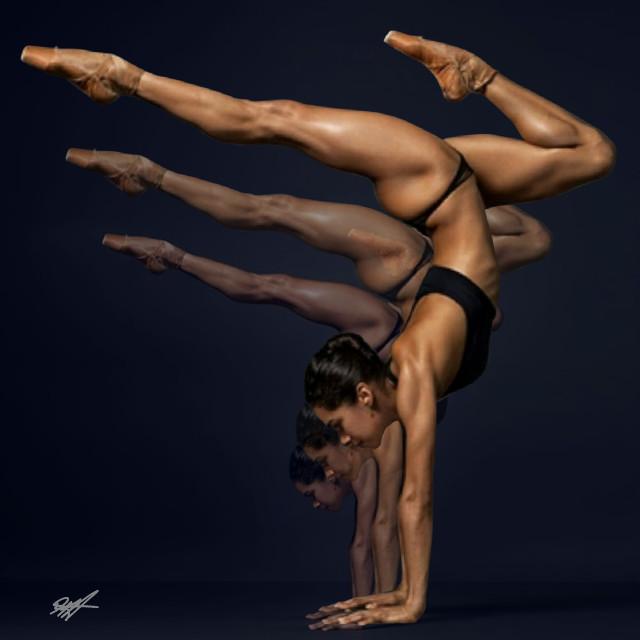 #freetoedit #girl #prettygirl #yoga #yogapose