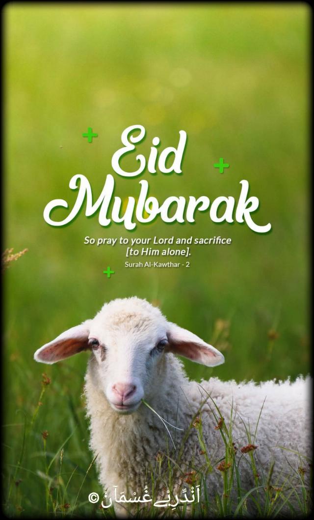 Happy Eid Al - Adha Mubarak to Brotherfillah :)  #EidMubarak #EidAdha #proudtobemoslem  #keepthefaith