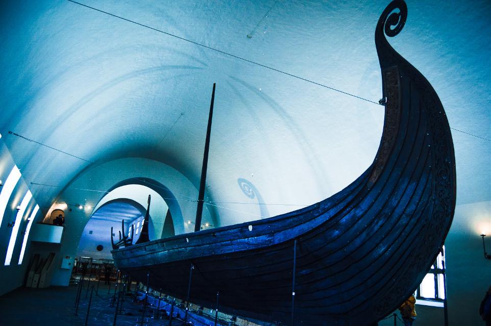 #freetoedit #viking #ship #longship #museum #travel #oslo #norway #wood #ancient #mithology #valhalla  #drakkar